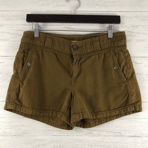 Hei Hei Anthropologie Brown Chino Shorts